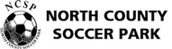 North County Soccer Park Sticky Logo