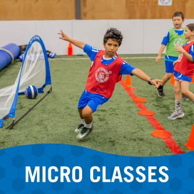 Lil' Kickers Micro Classes